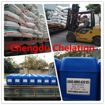 hot sell OMRI LISTED soybean meal plant origin amino acid LIQUID FERTILIZER