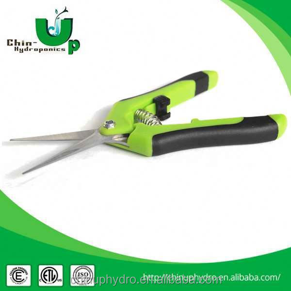 Greenhouse hydroponics scissor/scissor handle tweezers