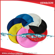 100% silicone,eco-friendly material,Silicone Material waterproof swimming cap