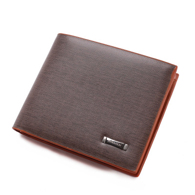 A Fashionable Business Man's <strong>Wallet</strong> Short Tree Lined <strong>Wallet</strong>