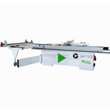 3000mm Woodworking Machine Precision Panel Saw Sliding Table Saw With 45 Degree and 90 Degree CE ISO MJ6130TYA