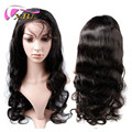 Virgin Remy Brazilian Natural Texture Lace Wig