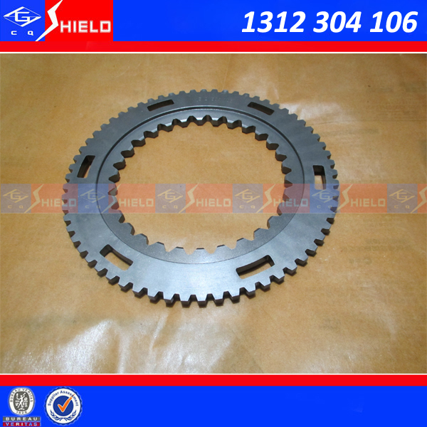 1312304106 Synchronizer Ring Gear for Mercedes Benz Truck Spare Part Gear Box (Transmission) ZF 16s-151