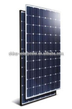 2015 hot selling made in China wholesale price per watt solar panel 150w for Home Application
