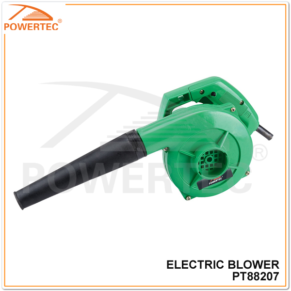 Small Electric Air Blower : Powertec w small electric types of air conditioner
