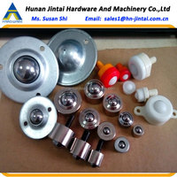 conveyor plastic ball transfer/conveyor ball transfer unit/zinc-plated steel universal ball transfer unit