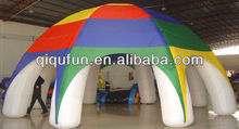 Inflatable Air Supported Dome Tent