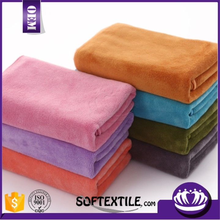 Wholesale microfiber kitchen towel for dishcloth