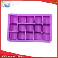 Wholesale best Fancy FDA Personalized Silicone Ice Cube Tray