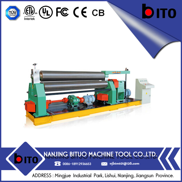 NJBTMT- White hair in this field factory professional use double fold rolling machine