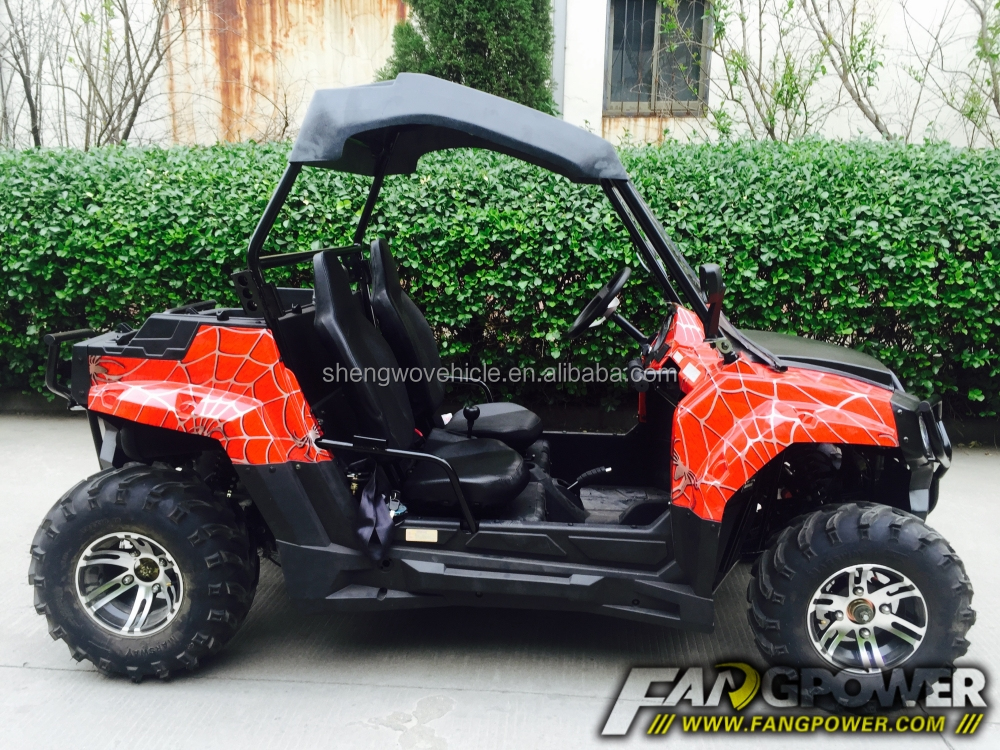 2016 Shengwo factory off road 150cc 170cc mini utv