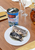 155g Canned Mackerel in Brine