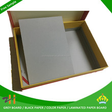 700mm*1000mm High Smoothness 2mm Grey Chip Board in Sheets