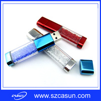 Promotional gift jewelry memoria usb with high speed flash