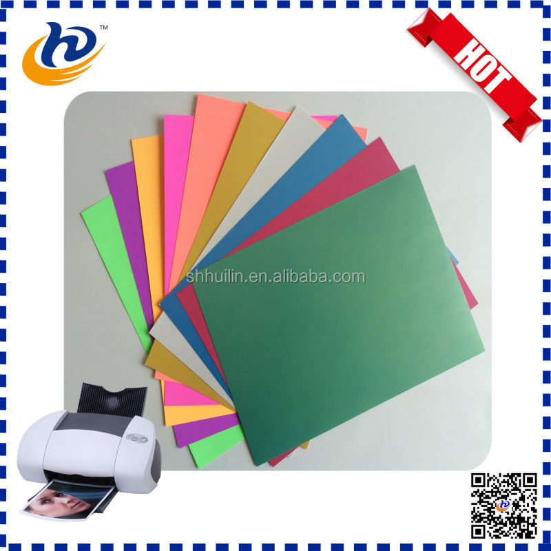 Factory Supply! Special Paper A4 Fancy Embossed Pearl Metallic Paper 240gsm