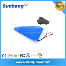 High power customized size 18650-13S8P lithium 48v battery pack 20ah for electric bike/electric scooter