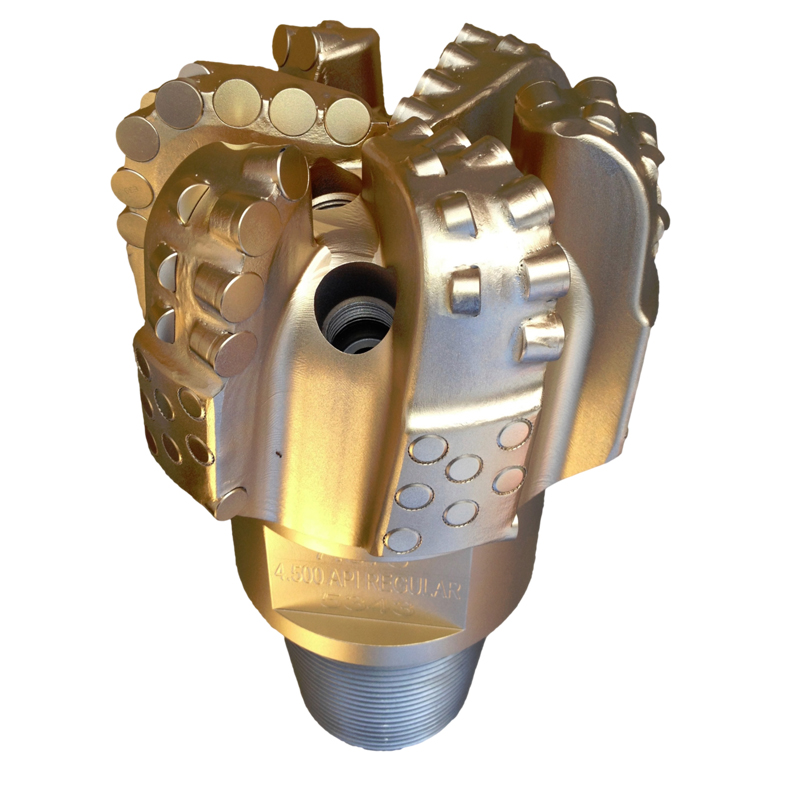 161mm Matrix Body Pdc Bit bit For Soft Formation