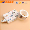 All kinds of printed duct tape for small gift decoration