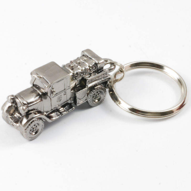 3D Zinc Alloy Metal Car Keyring Key chain