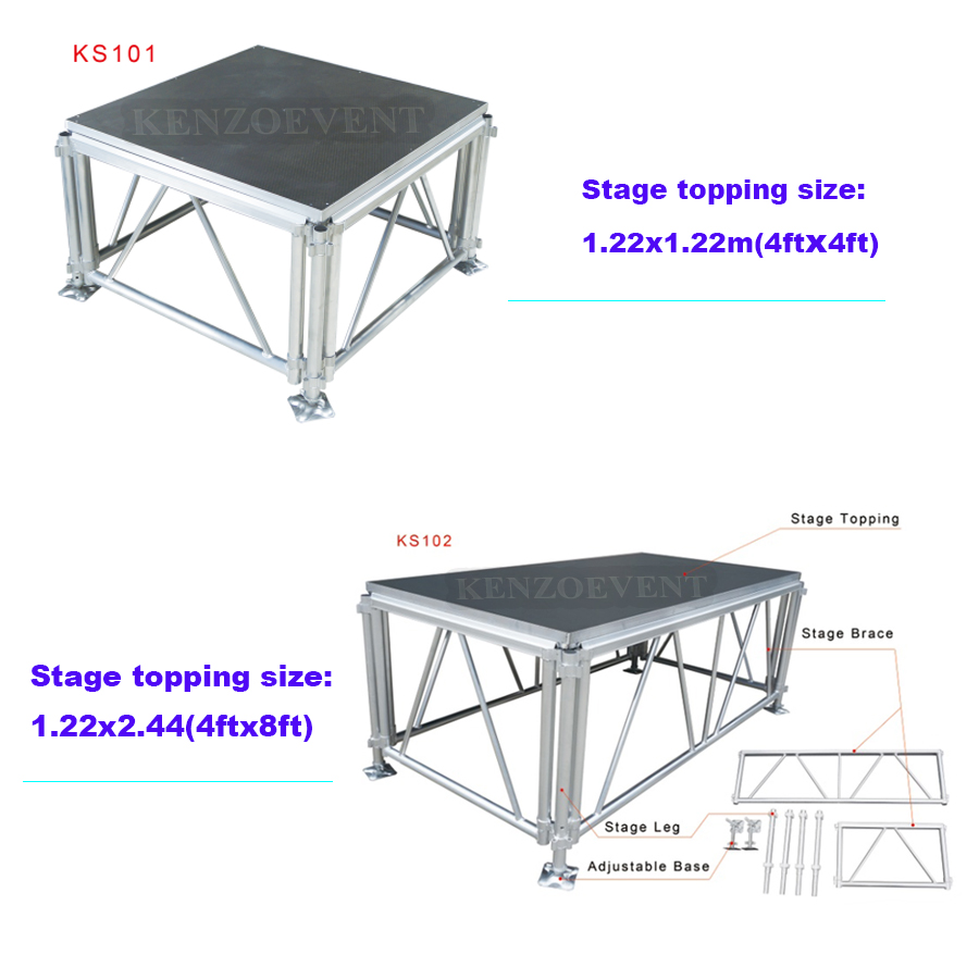 High Grade Aluminum Lift Tower Roof Truss Event Truss System