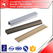 Reliable manufacturer YLJ supply aluminum trim profile for insulated glass window