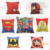 Wholesale Handmade Superman Catoon Cushion Cover,Decorative, Sofa Car Comic Retro Linen Cotton Print Throw Pillow Case Checkout