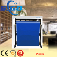 SIGO CE approved vinyl cutting plotter/graph plotter/sign cutter/plotter