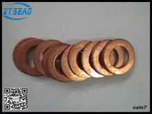 Copper washers in China for auto parts