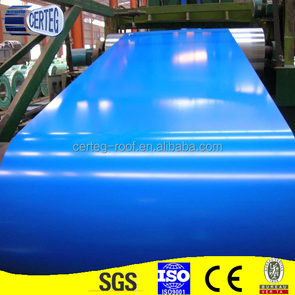 PPGI Coils, Color Coated Steel Coil, RAL9002/9006 Prepainted Galvanized Steel Coil Z275/Metal Roofing