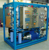 Potable Fresh Drinking Ro reverse osmosis seawater desaliantion plant/equipment/ system