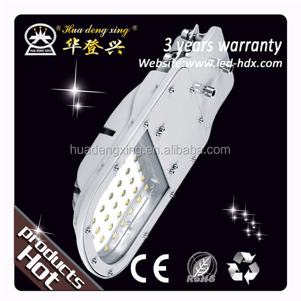 Hot new fashion products shenzhen manufacturer 35w led street light e40 bas