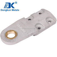 oem service sand casting parts iron ductile bushing customer required