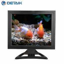 Low Cost 15 Inch LCD Computer Monitor with HD Input Wholesale in China