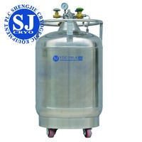 Competitive liquid nitrogen container price deep freezing freezer by manufacture