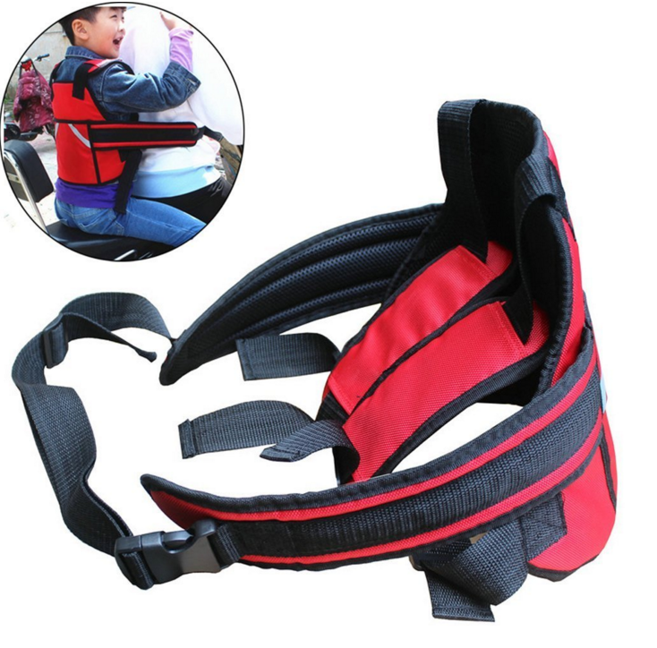 Popular Children Motorcycle Safety Belt Children Motorcycle Safety Strap Seats Belt