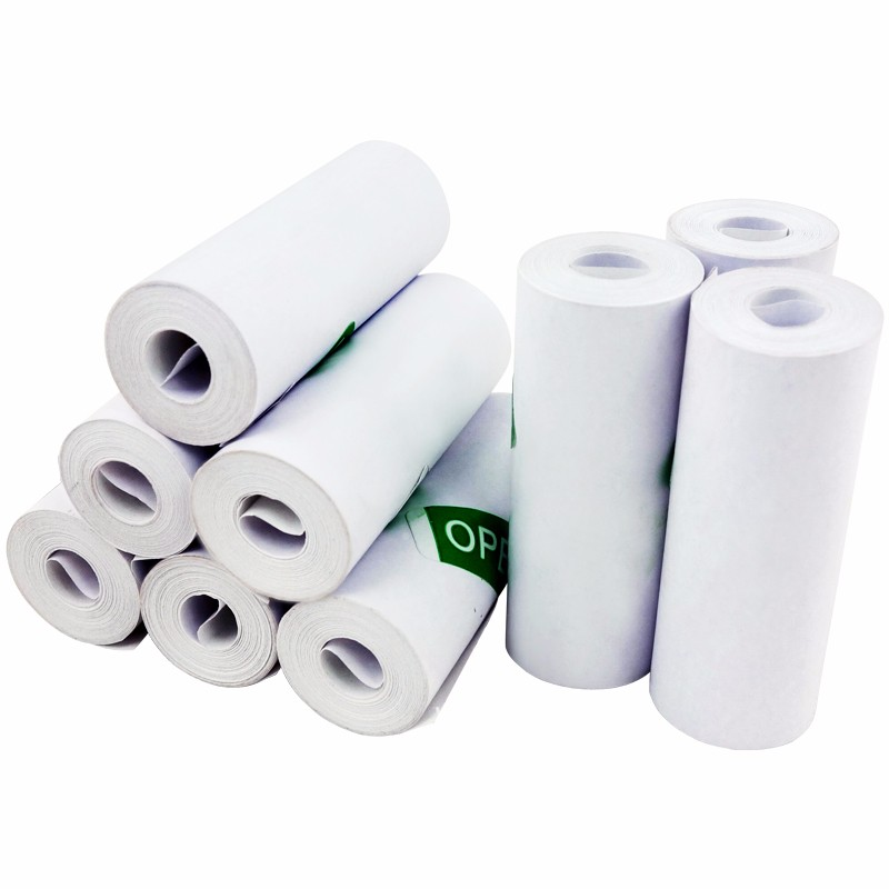 mini 1080 car tracing data recorder thermal paper rolls 57x20 5 year life cycle