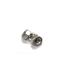 Titanium Wheel Lock Hex Nut