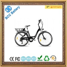 36 volt electric bicycle hidden battery
