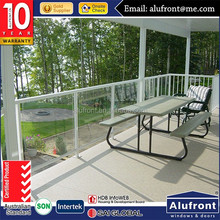 Hot Sale Good Quality with AS2208 aluminum vertical pipe handrail