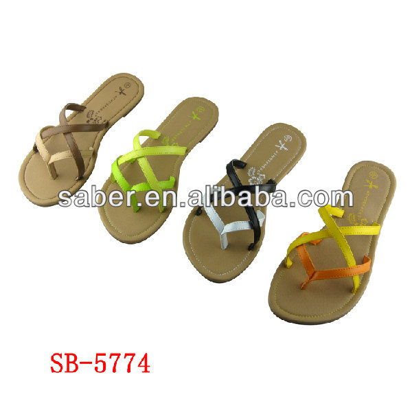 Saber SB-5774 2014 New Style TPR Sole Women fashion sandals