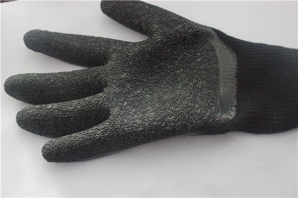 China famous ALTAIR latex coated cotton gloves for workers