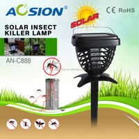 Aosion Master Outdoor & Indoor Fashion using solar powered electronic fly killer lamp - Killing Lamp