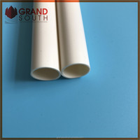Light duty electric conduit pvc pipes 25mm