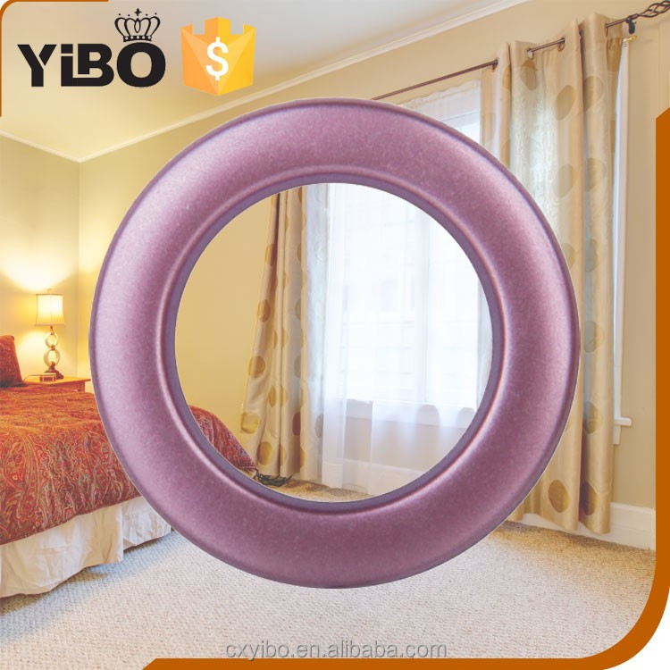 Red palstic curtain eyelet abs shower curtain rings for curtains