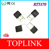 Top selling products in alibaba 150mbps 2.4G ralink rt5370 wireless usb network card for laptop