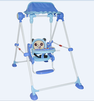Fashion Design indoor Toy Cartoon Hanging Baby Swing Chair BM5801