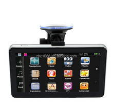 Wince 6.0 MTK 800MHZ 8GB Free Navigation Map 7inch Car GPS Navigator
