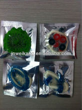 natural latex male spike condom with different types OEM factory