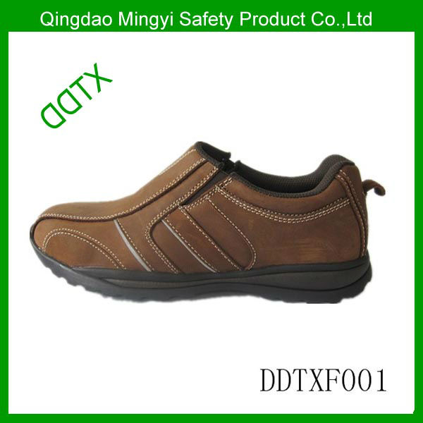 light weight low cut slip-resistance safety work shoes