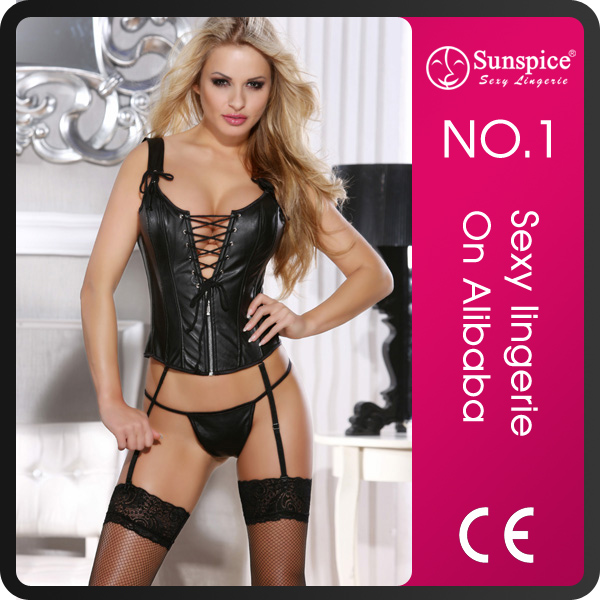 Sunspice fashionable corset sexy xxxxxl movie with stockings
